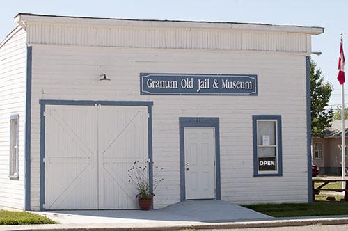 Granum Old Jail & Museum